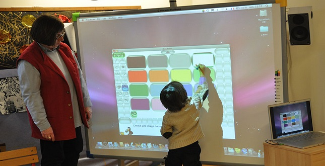 Un enseignant sur trois utilise le manuel numérique à l'école