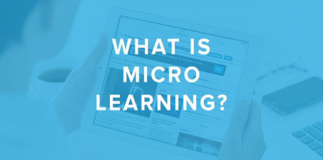 [elearning] Qu'est-ce que le « Microlearning » ?