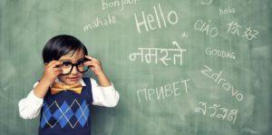 [Langues] Les enfants bilingues développent des facilités utiles à l'école