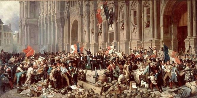 Le drapeau français retrouve le chemin de l'école