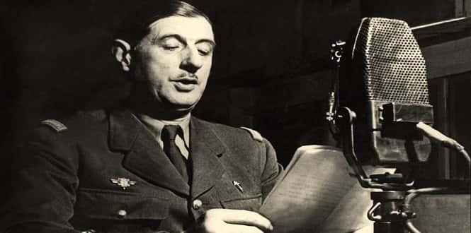 Bac d'histoire : rien sur le 18 juin 1940