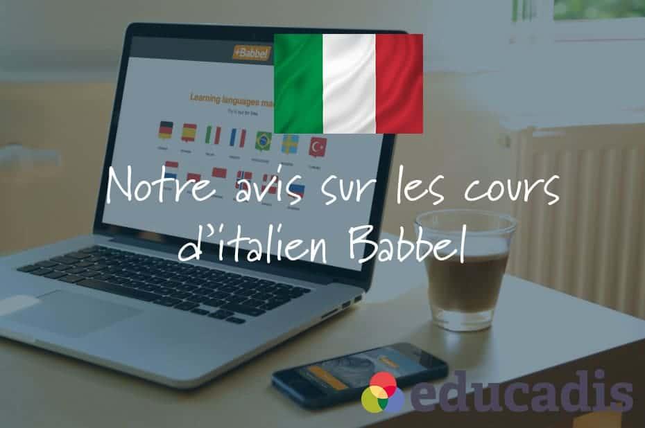 Babbel Italien