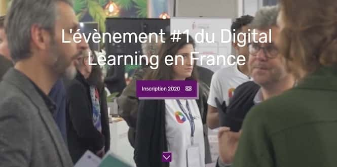 Learning Technologies France, 5-6 février 2020